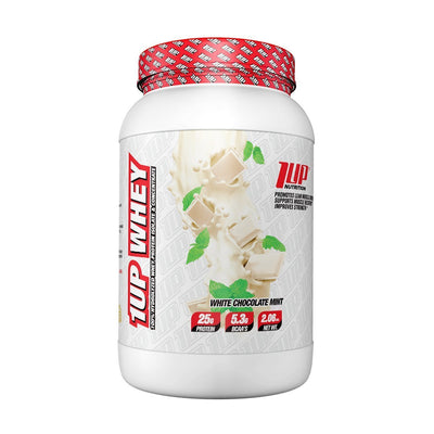 1UP WHEY WHITE CHOCOLATE MINT 2.06 LBS