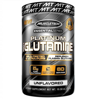 PLATINUM GLUTAMINE ULTRA PURE MICRONIZED 5000 MG