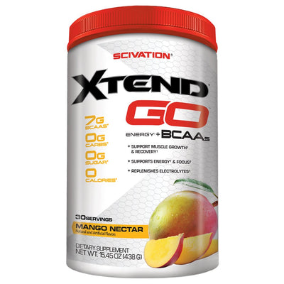 SCIVATION XTEND GO 30 SERVINGS MANGO