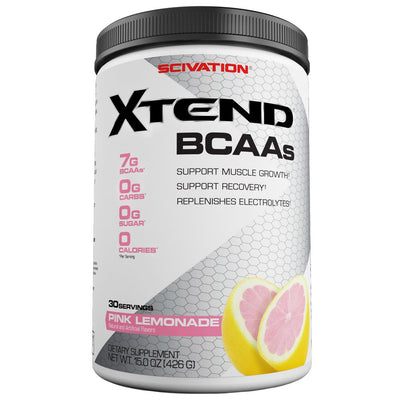 SCIVATION XTEND BCAA 30 SERVINGS PINK LEMONADE
