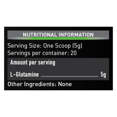 MB L-GLUTAMINE 100GM