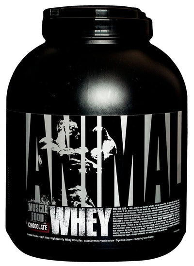 UNIVERSAL ANIMAL WHEY CHOCOLATE 4LBS
