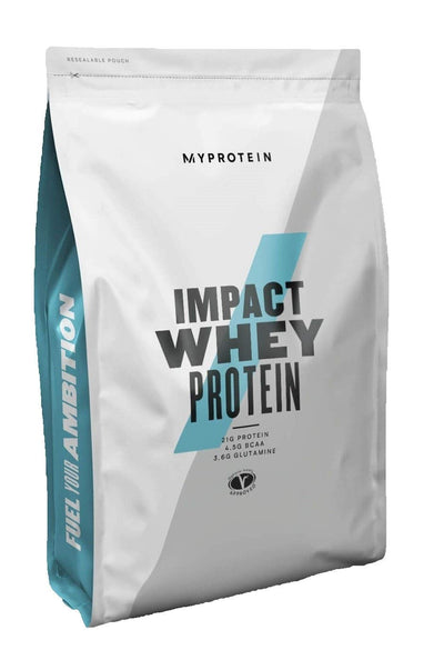 MY PROTEIN IMPACT WHEY PROTEIN STARWBERRY CREAM 1 KG