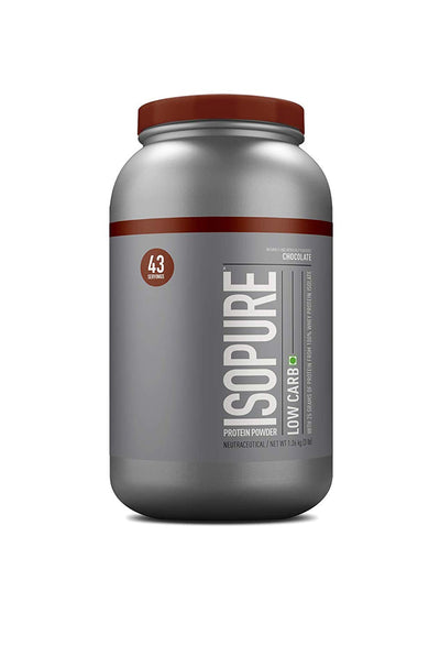 Isopure Low Carb Dutch chocolate 3LB (1.36kg)