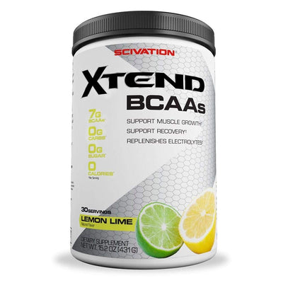 SCIVATION XTEND BCAA 30 SERVINGS LEMON LIME