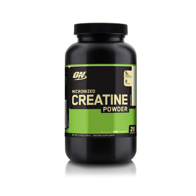 OPTIMUM NUTRIOTION MICRONIZED CREATINE POWEDER 150 G