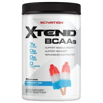 SCIVATION XTEND BCAA 30 SERVINGS FREEDOM ICE