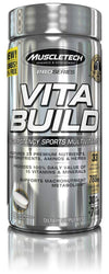 MUSCLETECH PROSERIES VITA BUILD 75CAPLATE - Muscle & Strength India - India's Leading Genuine Supplement Retailer