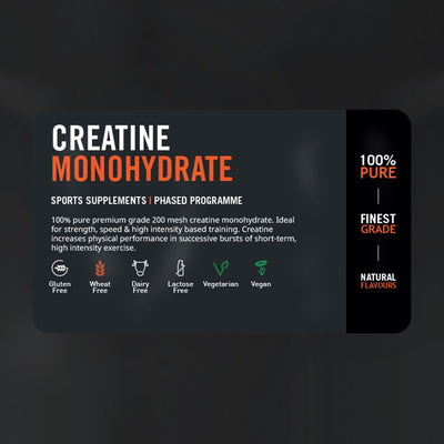THE PROTEIN WORKS CREATINE MONOHYDRATE 500g BERRY BLITZ