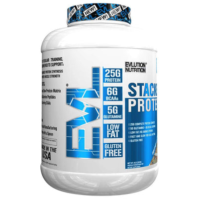 EVL STACKED PROTEIN 4 LB BIRTHDAY CAKE