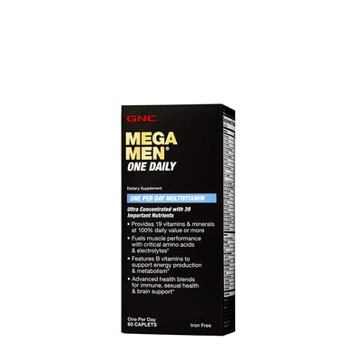 GNC Mega Men One Daily 60 Cap