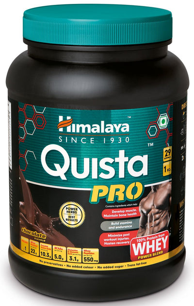 Himalaya Quista Pro Advanced Whey Protein Powder Chocolate
