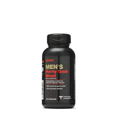 Gnc Mens Horny Goat Weed Tab 1x120
