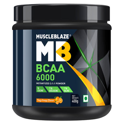 MB BCAA 400GM ORANGE