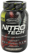 MUSCLETECH NITROTECH PERF SERIES 2 LB COOKIES & CRE