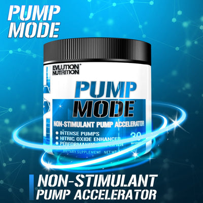 EVL PUMP MODE 30 SERVINGS