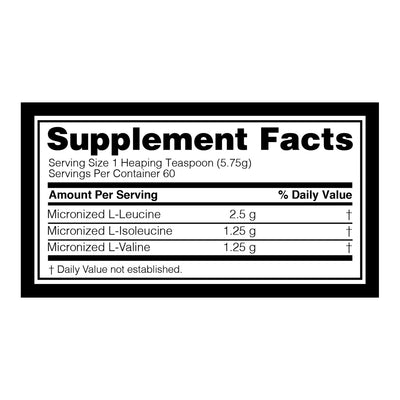 Optimum Nutrition ON Instantized BCAA 5000 Mg Powder - 345 G Unf