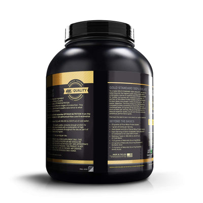 Optimum Nutrition (ON) Gold Standard 100% Isolate Whey Protein Powder - 3.0 lb, 44 servings
