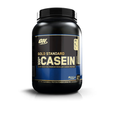 ON 100% CASEIN GOLD STANDARD COOKIE DOUGH 2LB