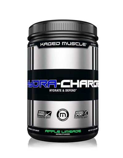 KAGED MUSCLE HYDRA CHARGE 60 SERVINGS APPLE LIMEADE