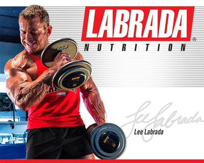 LABRADA MUSCLE MASS GAINER CHOCHOLATE 6.6LBS