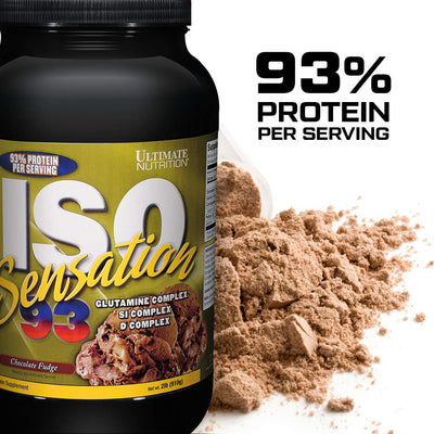 Ultimate Nutrition ISO Sensation 93-2 lbs