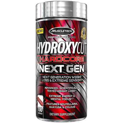 MT HYDROXYCUT NEXT GEN 100 CAPS