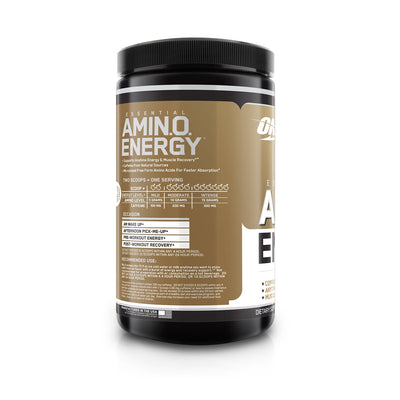 ON AMINO ENERGY ICED CHAI TEA LATTE FLAVOUR 270 GM