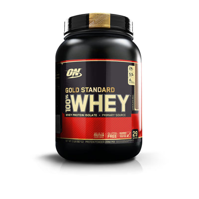 Optimum Nutrition ON Gold Standard 100% Whey 2 lb Chocolate Malt