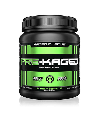 KAGED MUSCLE PRE-KAGED KRISP APPLE 621 GRAM