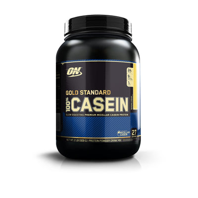 ON 100 % CASEIN GS 2LBS STRAWBERRY CREAM 909G