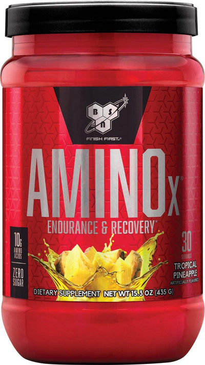 BSN Amino X - 30 Servings Tropical Pineapple