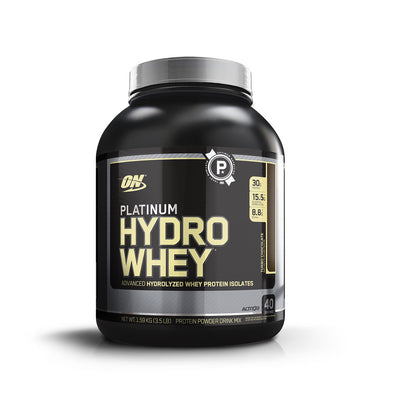 OPTIMUM NUTRITION PLATINUM HYDRO WHEY 3.5 LB TURBO CHOCOLATE