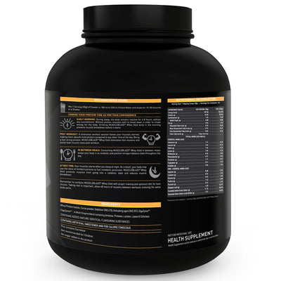 MB WHEY GOLD ISOLATE 2KG MILK CHOCO