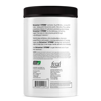 Scivation Xtend BCAA 30 Servings pineapple