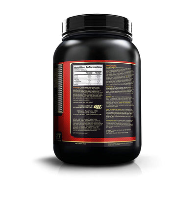 Optimum Nutrition 100% Whey Gold Standard - 2 Lbs (Cookies &