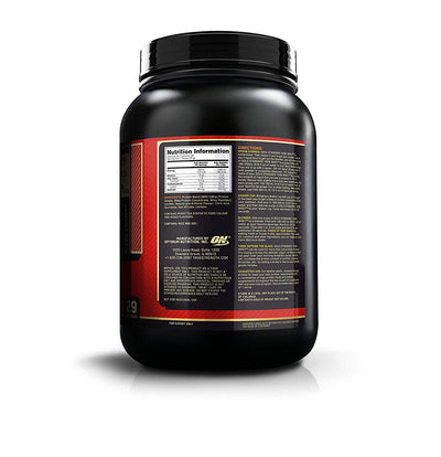 ON GOLD STD. 100% WHEY 2 LBS DELICIOUS STRAWBERRY