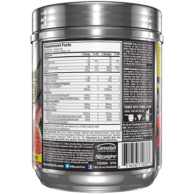 MT VAPORX5 NEXTGEN PREWORKOUT 30 SERVINGS CANDY WATERMELON