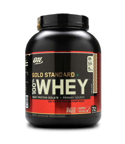 ON GOLD STANDARD 100% WHEY ROCKY ROAD 5 LB