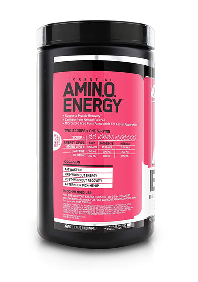 ON AMINO ENERGY WATERMELON 270 GMS