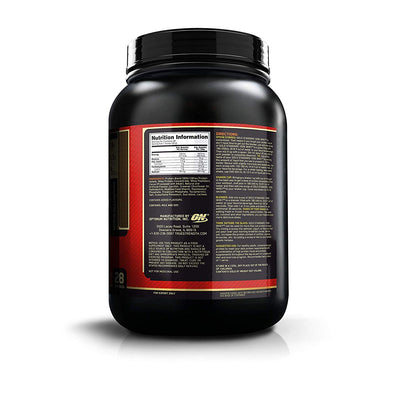 ON 100% Whey Gold Standard - 2 Lbs EXTREME MILK CHOCOLATE