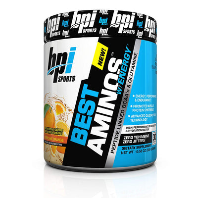 BPI BEST AMINO ENERGY 30 SER HURRICANE ORANGE