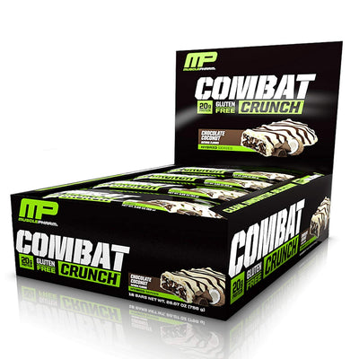 MP COMBAT CRUNCH BAR 20G CHOCOLATE COCONUT
