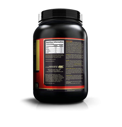 ON 100% WHEY GOLD 2LBS FRENCH VANILLA CREME