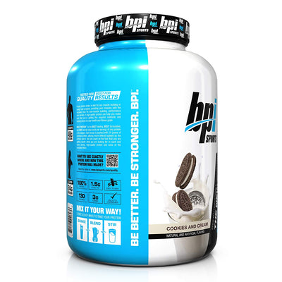 BPI BEST PROTEIN COOKIES N CREAM 5 LBS