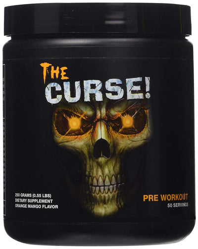 COBRA THE CURSE 250 GM ORANGE MANGO FLAVOR