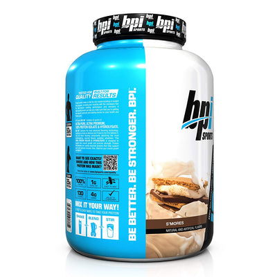 BPI SPORTS ISO HD 5.3 LBS S'MORES