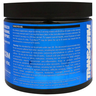 EVL TRANS4ORM 30 SERVINGS FRUIT PUNCH