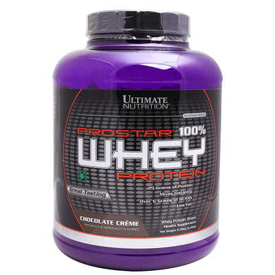 ULTIMATE NUTRITION PROSTAR 100% WHEY PROTEIN CHOCOLATE CREME