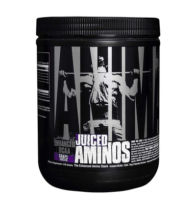 UNIVERSAL AMINO JUICED AMINO GRAPE  JUICED